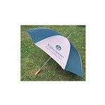 Brighton Securities Two Tone Premium Golf Umbrella