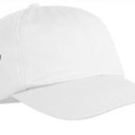 Bruins Hockey  White Twill Cap