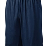 Bruins Hockey Adult Navy Team Shorts