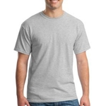 Brighton Track & Field/Cross Country Adult Ash Grey Tee Shirt