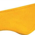Brighton Track & Field/Cross Country Adult Gold Fleece Headband