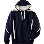 Brighton Track & Field/Cross Country Adult Navy/White Wipeout Sweatshirt