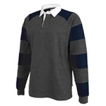 Brighton Track & Field/Cross Country Adult Navy Rugby Shirt