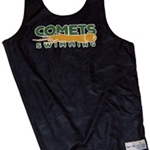 Golden Comets Swim Youth Pinnie