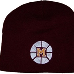 Mendon Basketball Adult Winter Toque