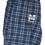 Mercy Adult Flannel Pants