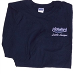 Pittsford Little League Adult Short Sleeve T