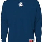 Pittsford Panthers Baseball Adult Rawlings Navy Pullover