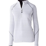 Pittsford Sutherland Baseball Ladies 1/2 Zip Pullover