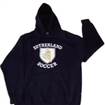 Pittsford Sutherland Soccer Adult Pennant Hoody