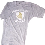 Pittsford Sutherland Soccer Adult 100% Cotton Tee