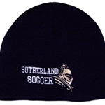 Pittsford Sutherland Soccer Adult Navy Holloway Beanie