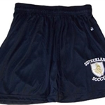 Pittsford Sutherland Soccer Ladies B-Core Navy Shorts