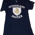 Pittsford Sutherland Soccer Ladies B-Tec Short Sleeve