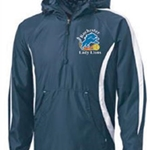Rochester Lady Lions Adult Hooded Jacket