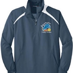 Rochester Lady Lions Adult Warmup Jacket