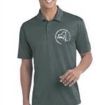 Nurse Practitioner Association Men's Silk Touch Performance Polo