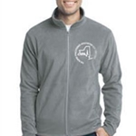 Nurse Practitioner Association Men's MicroFleece Jacket