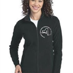 Nurse Practitioner Association Ladies MicroFleece Jacket