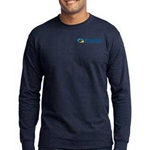 eHealth Technologies Mens Long Sleeve Tee