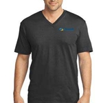 eHealth Technologies Mens V Neck Tee