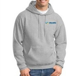 eHealth Technologies Mens Pullover Hooded Sweatshirt
