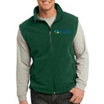 eHealth Technologies Mens Fleece Vest