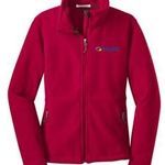 eHealth Technologies Ladies Value Fleece Jacket