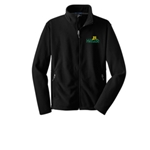 Hillside Service Solutions Adult Mens Fleece Jacket