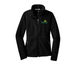 Hillside Service Solutions Adult Ladies Fleece Jacket