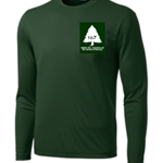 Troop 167 Adult Long Sleeve Performance Tee