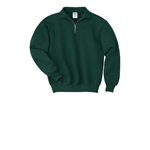 Troop 167 Adult 1/4 Zip Pullover w/Custom Name
