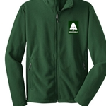 Troop 167 Youth Full Zip Fleece w/Custom Name