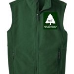 Troop 167 Adult Fleece Vest w/Custom Name