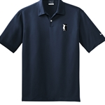 Billy D'Antonio Adult Nike Dri Fit Pebble Texture Polo - $44.00