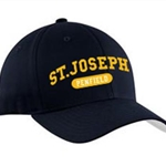 St. Josephs Adult Cotton Twill Cap