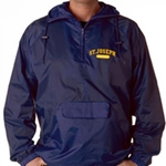 St. Josephs Adult Hooded 1/4 Zip Pullover
