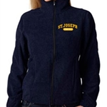 St. Josephs Ladies Full Zip Fleece Jacket