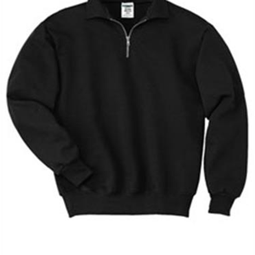 BHS Production Crew Adult 1/4 Zip Pullover