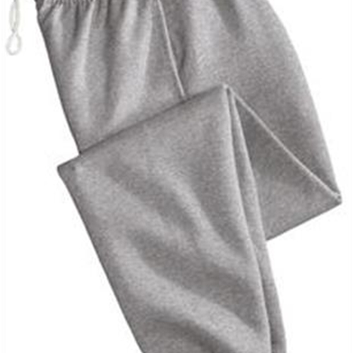 Brighton LAX Adult Grey Sweat Pants Elastic Cuff