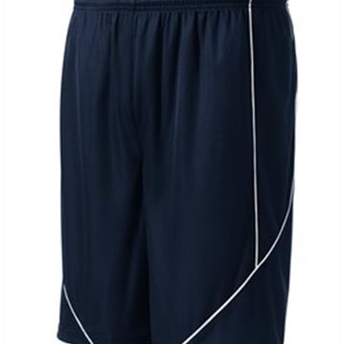 Brighton LAX Adult Navy Reversible Shorts