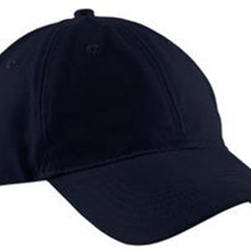 Brighton LAX Adult Navy Brushed Twill Hat