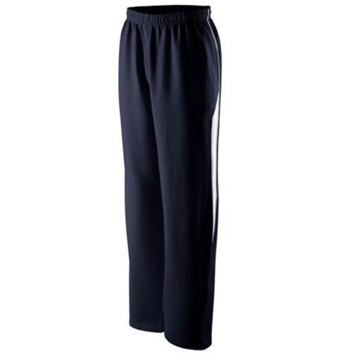 Brighton Track & Field/Cross Country Adult Navy/White Fleece Pants