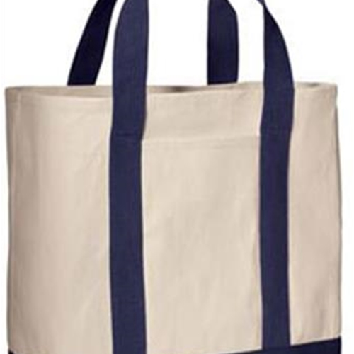 Brighton Track & Field/Cross Country Two Tone Canvas Tote