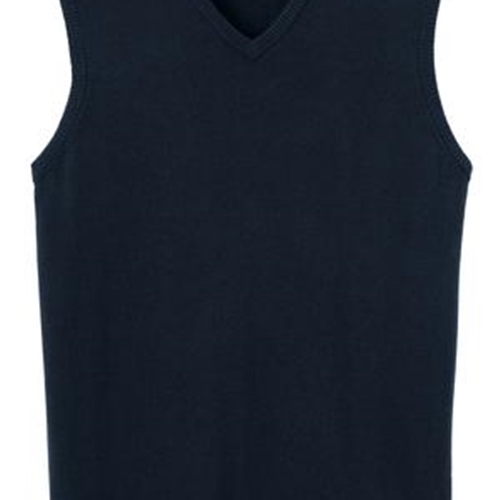 Brighton Track & Field/Cross Country Mens Navy V-Neck Sweater Vest