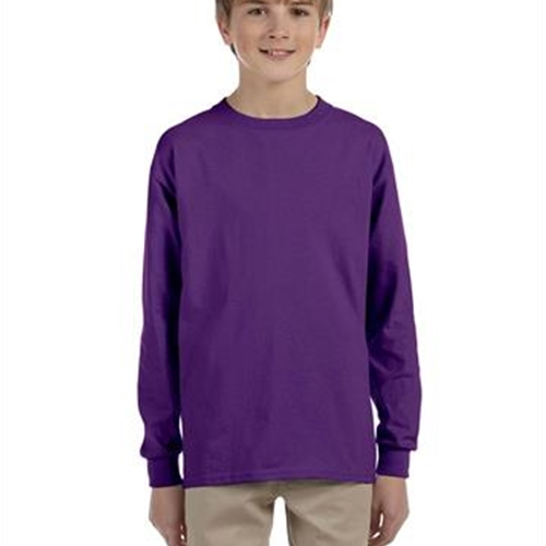 Calkins Road Middle School Youth Long Sleeve Team T-shirt