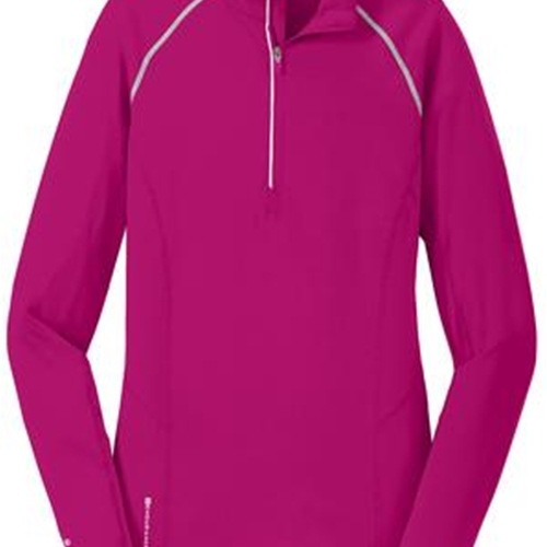 Calkins Road Middle School Ladies Endurance Nexus 1/4 Zip Pullover