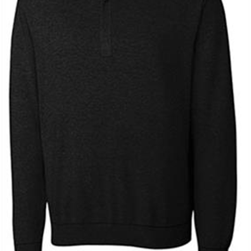 SWBR Mens Cutter & Buck Half Zip