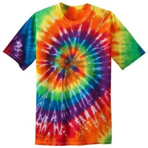 Jefferson Road Elementary Youth Tye Dye Tee