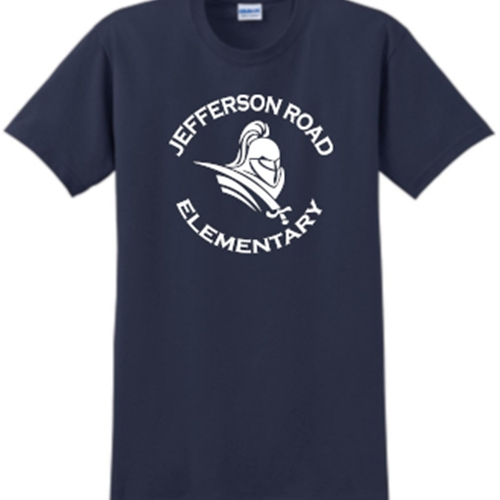 Jefferson Road Elementary Adult Cotton Tee